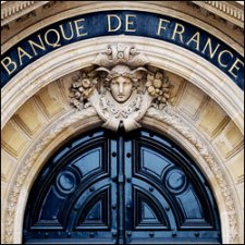 Entree Banque de France Paris