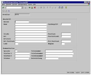 SAP Versions (Option A)
