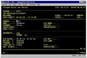 SAP Versions (Option D)